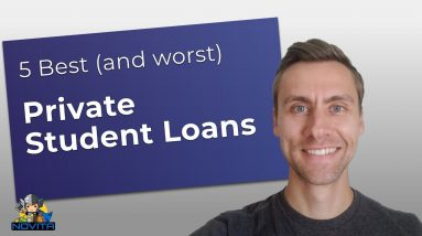 5 Best (and worst) Private Student Loans (2019-2020)