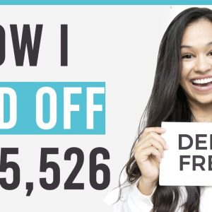 How I Paid Off $225,526 in Student Loans in 2 Years