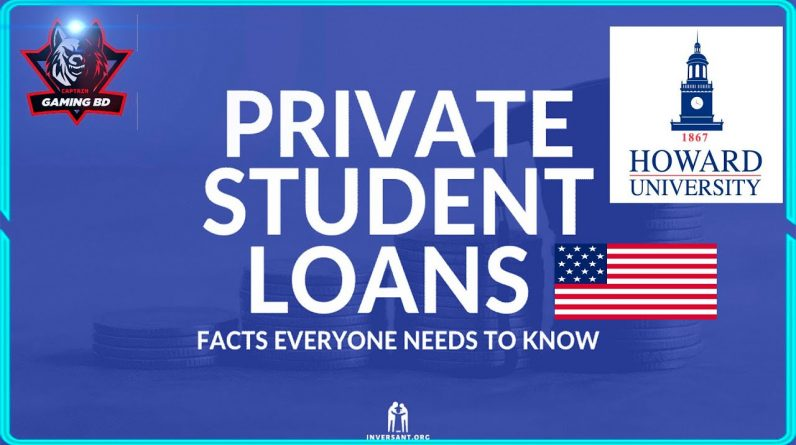Private student loan United States | HOW TO GET Private student loan IN THE USA | CAPTAIN GAMING BD