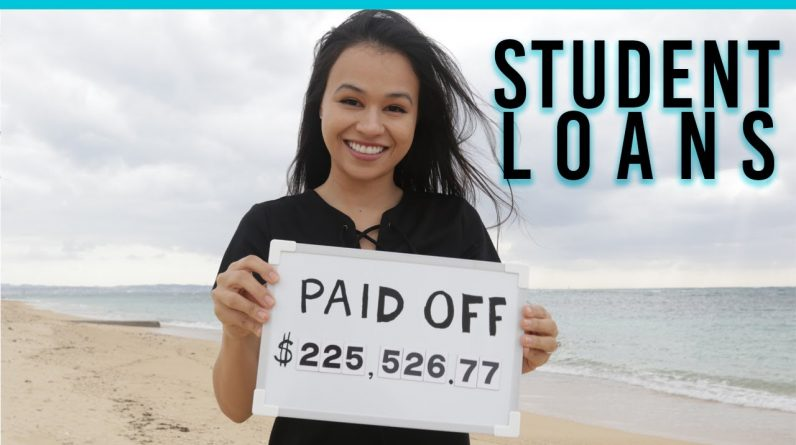 HOW I PAID OFF $225K OF STUDENT LOANS