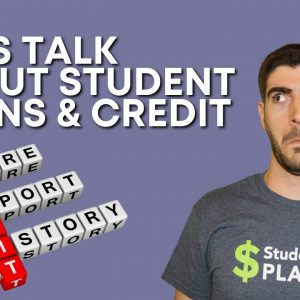 How Student Loans Affect Your Credit