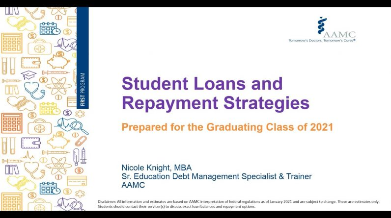 Student Loans and Repayment Strategies